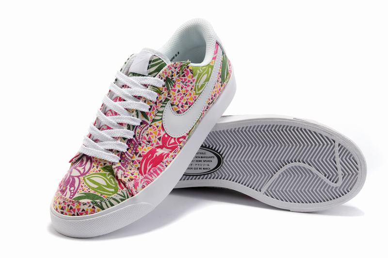 chaussure basse femme nike