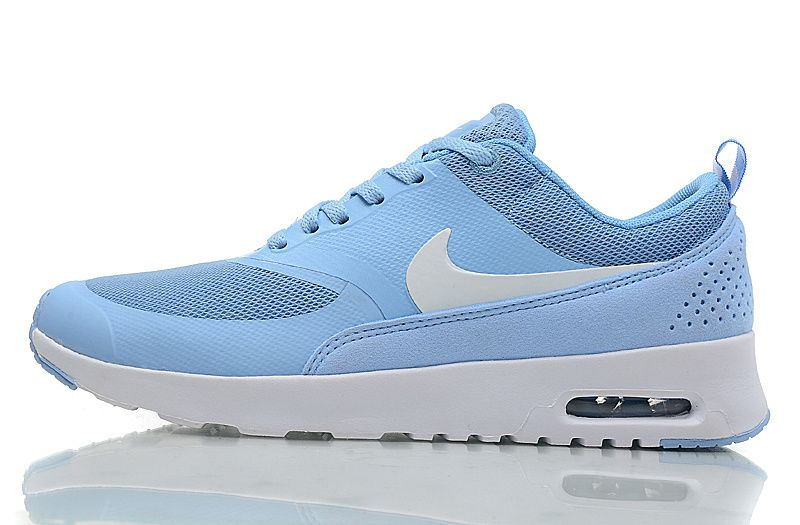 Nike Air Max Thea Femme Saumon Rouge ArgentÉ Feyamagic Offre