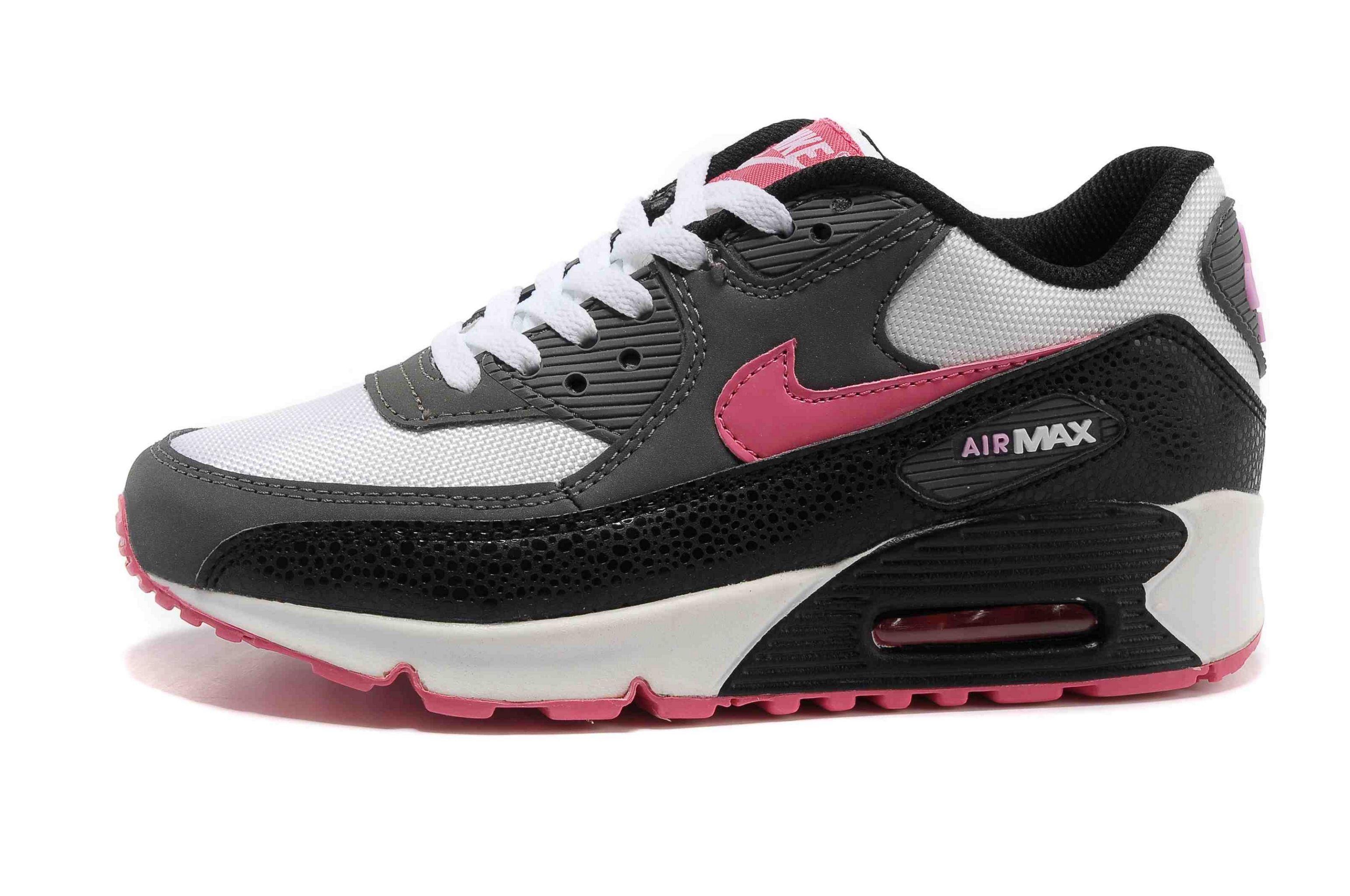 Feyamagic [62458382] Nike Air Max 90 Essenial Femme Blanc