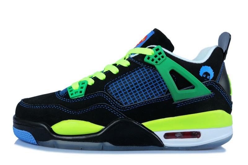 Nike Tn Air Jordan 4 Doernbecher Superman