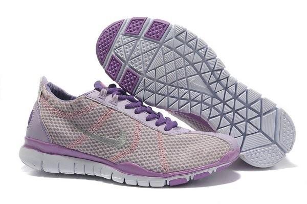 Nike Free TR Twist Chaussures de Training Pour Homme Gris/Violet/Blanc