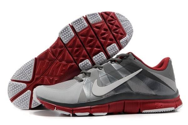 Nike Free Trainer 5.0 Chaussures de Training Pour Homme Gris/Argent/Gris  Foncé/