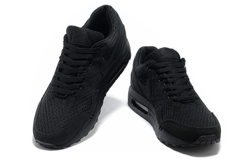 Air Max Nike 87 air Blanc Noir Homme basket Et Montante Em OPkZiXu