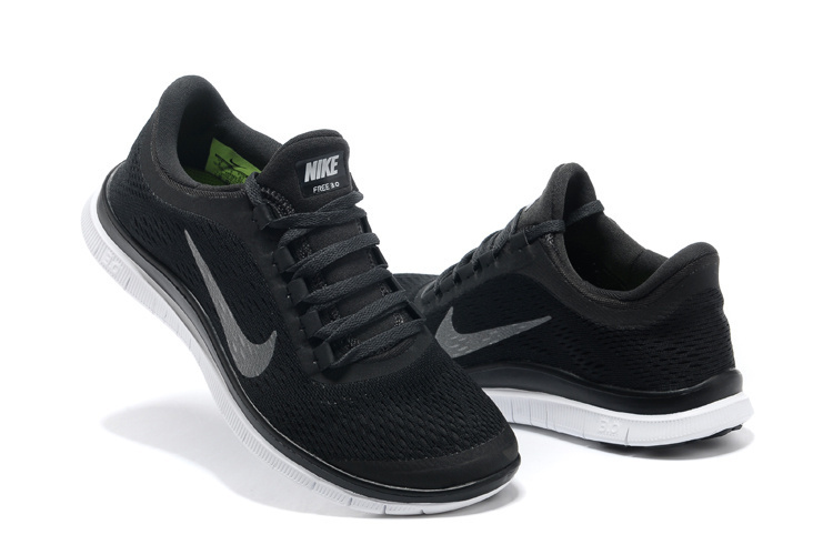 13edeb4648f7b9 wholesale nike free 4.0 flyknit mens all black 8e3c3 fae7b  norway womens nike  free run all black 21413 b3604