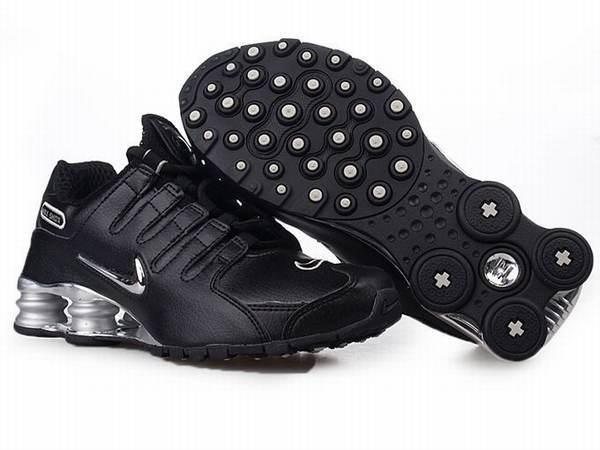 Nike Shox Noire Homme